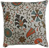 Van Ness Studio Calypso Decorative Throw Pillow, Orange
