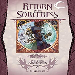 Return of the Sorceress Audiobook