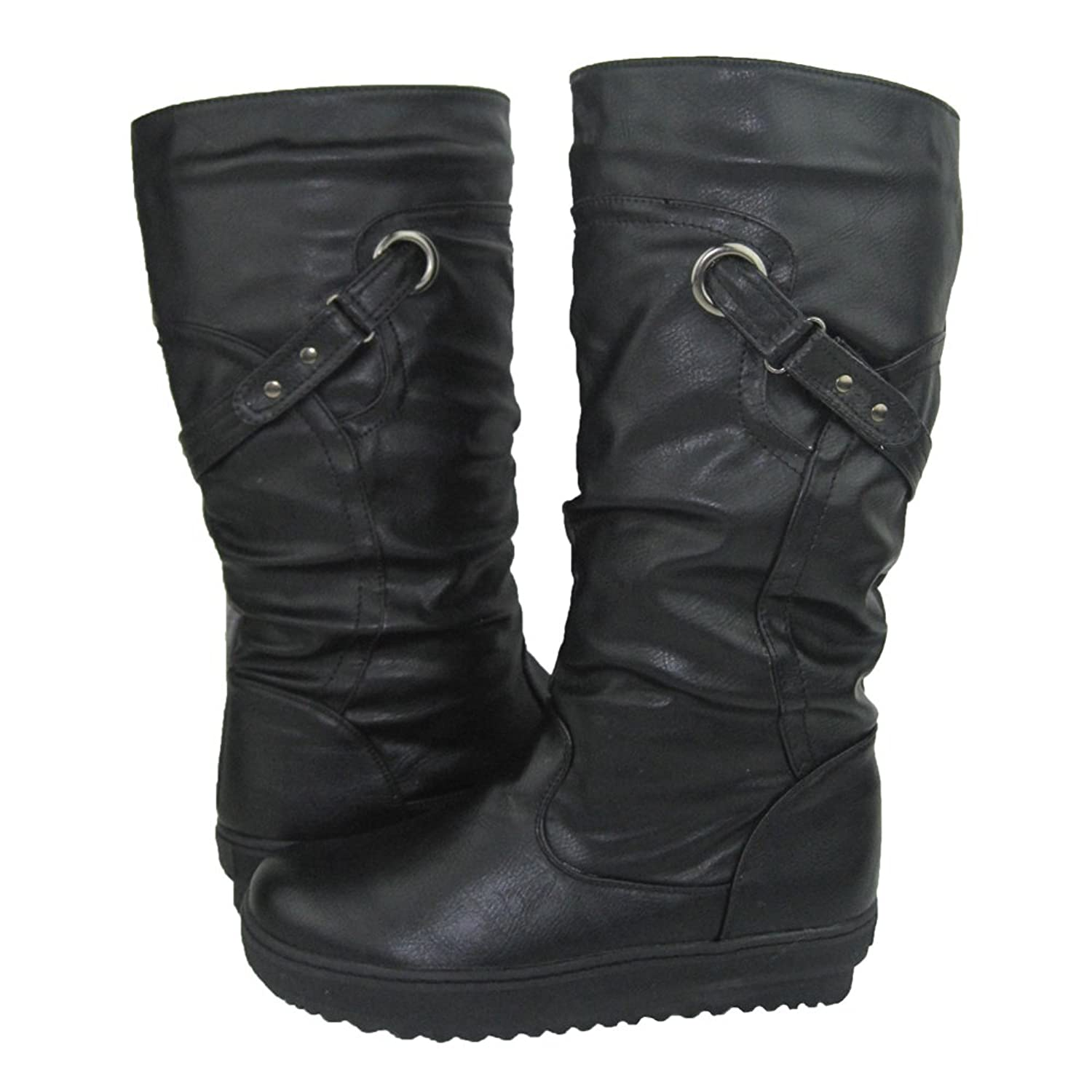 Womens Winter Boots Wide Sizes 31