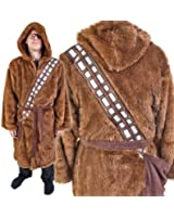 Star Wars Chewbacca Bathrobe for Men
