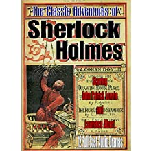 The Classic Adventures of Sherlock Holmes, Box Set 1, Vol. 1-6 (Dramatized, Adapted)  by Arthur Conan Doyle, MJ Elliott (adaptation) Narrated by Jim French