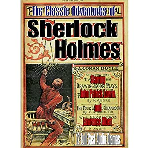 The Classic Adventures of Sherlock Holmes, Box Set 1, Vol. 1-6 (Dramatized, Adapted) Radio/TV Program