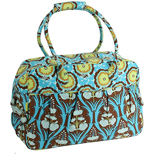 amy-butler-take-flight-carry-on-bagpassion-lily-turquoiseone-size