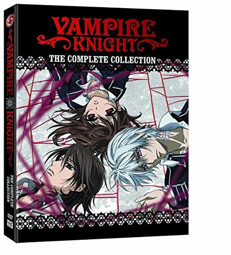 ヴァンパイア騎士:コンプリートコレクション 北米版 / Vampire Knight: The Complete Collection [DVD]
