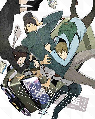 【Amazon.co.jp限定】 デュラララ!!×2 転 6 (クリアブックマーカーver.6付) (完全生産限定版) [Blu-ray]