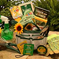 The Weekend Gardener Tote Gift Set