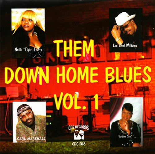 Various - Down Home Blues