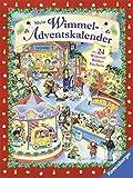 Book - Mein Wimmel-Adventskalender: Mit 24 Wimmel-Bilderb�chern
