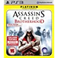 Assassin's Creed Brotherhood - Platinum (PS3)