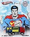 BIZARRO * HIWAY HAULER * Hot Wheels DC Comics Originals 2011 Nostalgia Series 1:64 Scale Superman Die-Cast Vehicle