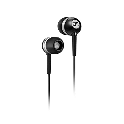 This is on my Wish List: Sennheiser CX 300 II Precision Enhanced Bass Earbuds (Black): Electronics