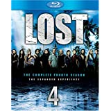 Lost: The Complete Fourth Season [Blu-ray]