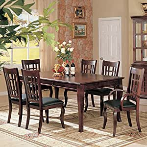 Amazon Newhouse Rectangular Dining Room Set Table