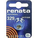 329 (SR731SW) Batterie de Pièces de Monnaie   Oxyde D