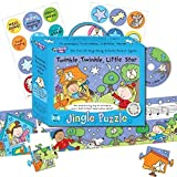 Music for Kids Puzzle avec Twinkle, Twinkle, Little Star