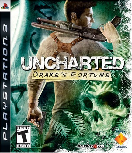 Sony-Uncharted: Drake's Fortune