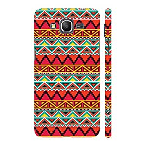 Enthopia Designer Hardshell Case Wild one Back Cover for Samsung Galaxy J5