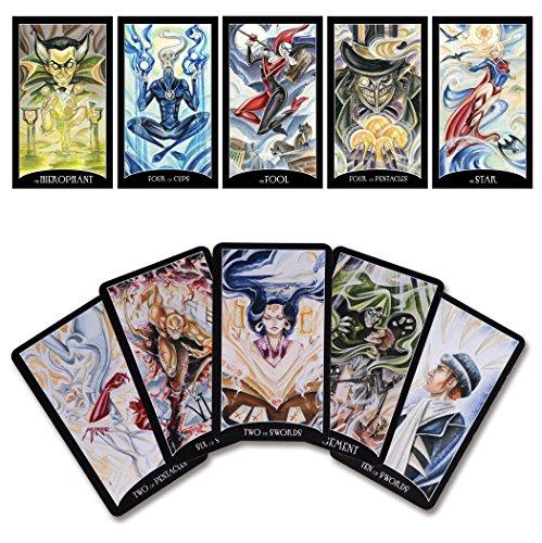 DC-Comics-Justice-League-Tarot-Card-Deck