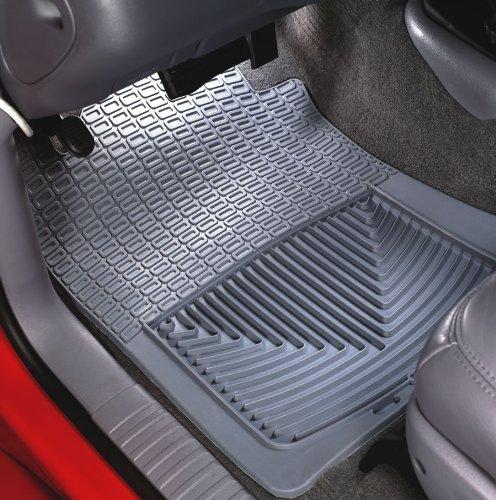 Cheap Floor Mats: Weathertech W4GR Classic Premium Rubber Mats