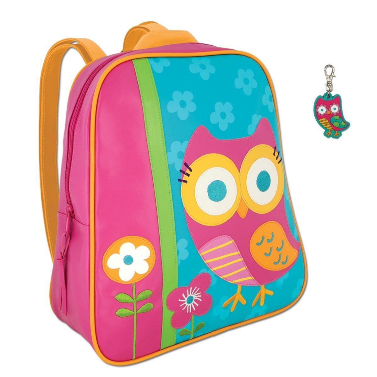 Stephen Joseph Owl Backpack