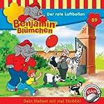 Der rote Luftballon (Benjamin Blümchen 89)   Ulli Herzog
