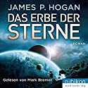 Das Erbe der Sterne (Riesen-Trilogie 1) Audiobook by James P. Hogan Narrated by Mark Bremer