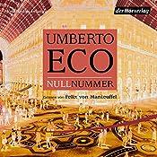 Nullnummer | [Umberto Eco]