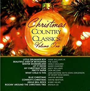 Christmas Country Classics