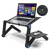 Adjustable Laptop Stand Bed Desk 23.2