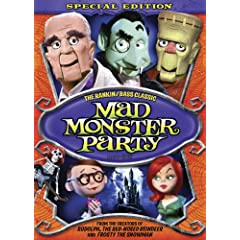 MAD MONSTER PARTY: SPECIAL EDITION 1