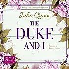 The Duke and I: Bridgerton Family, Book 1 Hörbuch von Julia Quinn Gesprochen von: Rosalyn Landor