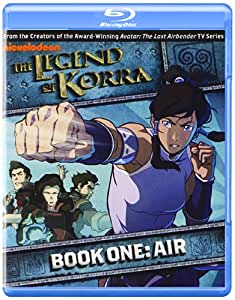 Legend of Korra: Book One: Air [Blu-ray] (Bilingual) [Import]