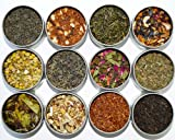 Heavenly Tea Leaves Tea Sampler, Assorted, 12 Count
