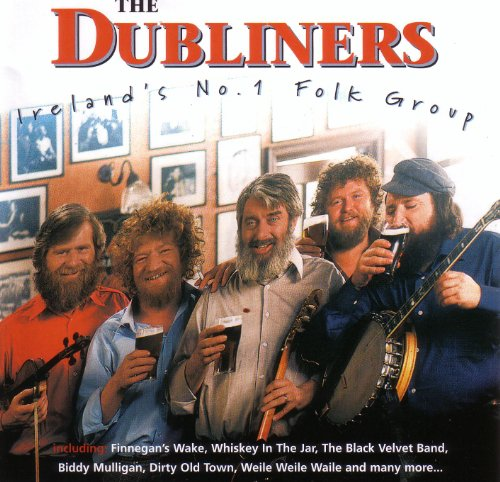 DUBLINERS : IRELANDS NO 1 FOLK