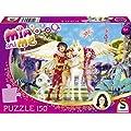 Schmidt Spiele 56034 - Mia and Me, Onchao und seine Freunde, Puzzle, 150 Teile