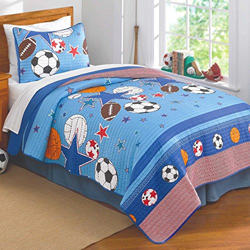 Kids Sports Bedding For Boys front-48841