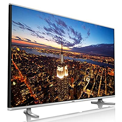VU  55K160 139 cm (55 inches) Full HD LED TV (Silver)