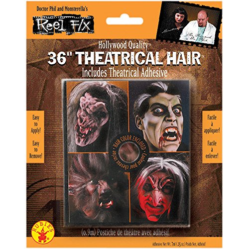 Rubie's Costume Co Bn Fx Theatrical Hair Costume