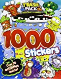 Trash Pack 1000 Sticker Book