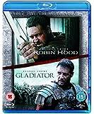 Robin Hood / Gladiator [Blu-ray] [Import anglais]