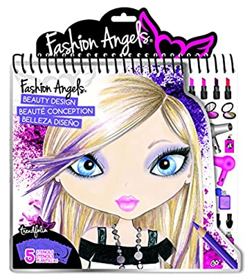 Make-Up Portfolio from Fashion Angels