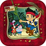 Jake and the Never Land Pirates Disney Birthday Party Dessert Plates