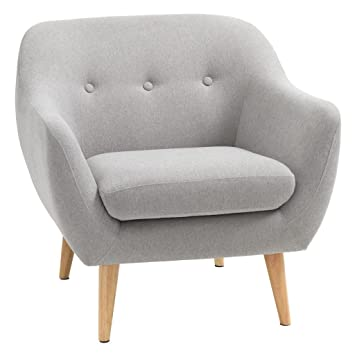 JYSK Armchair EGEDAL light grey