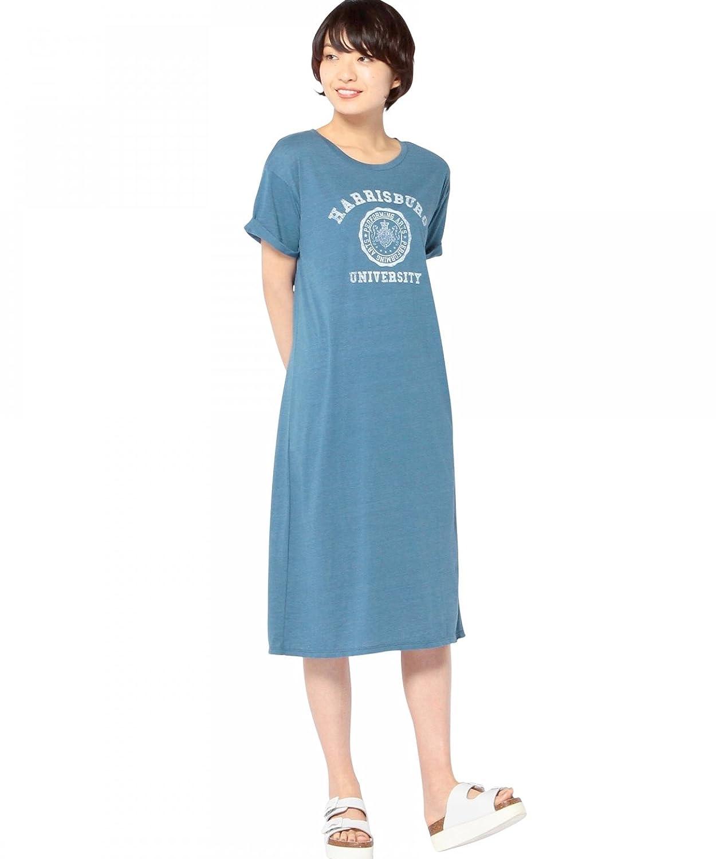 (アナザーエディション) Another Edition AEBC TCネップ LOGO ロング OP 56266992677 79 Navy フリー : 服&ファッション小物通販 | Amazon.co.jp