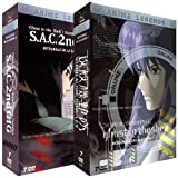 echange, troc Ghost in the Shell [Stand Alone Complex] - Intégrale - 2 Coffrets (14 DVD)