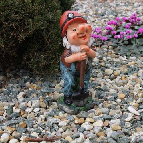 Morris The Miner Garden Gnome