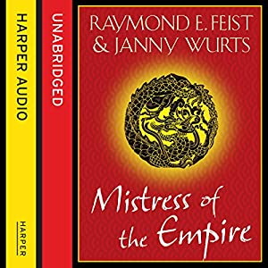 Mistress of the Empire Audiobook