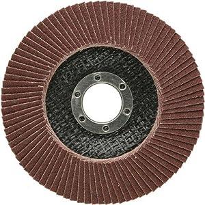 100 Stück SBS Fächerscheiben 115 mm / Korn 80 Braun Schleifscheiben Schleifmop  BaumarktBewertungen