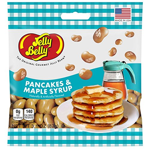 Jelly Belly Jelly Beans - Pancakes and Maple Syrup (Pancake Jelly compare prices)