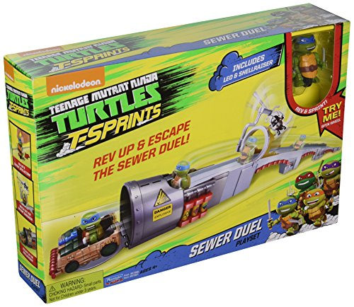teenage-mutant-ninja-turtles-t-sprints-sewer-duel-with-leonardo-in-shellraiser-play-set
